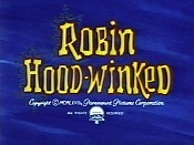 Robin Hood-winked Cartoon Picture