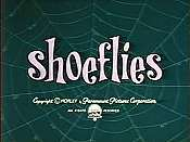 Shoeflies Cartoon Picture