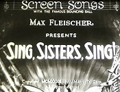 Sing, Sisters, Sing! Cartoons Picture