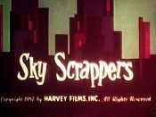 Sky Scrappers Cartoon Funny Pictures