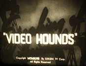 Video Hounds Pictures Cartoons
