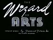 The Wizard Of Arts Cartoon Picture