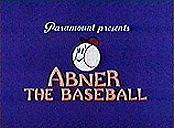 Abner The Baseball Pictures Of Cartoons