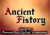 Ancient Fistory Pictures In Cartoon
