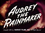 Audrey The Rainmaker Cartoon Picture