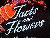 Tarts And Flowers Cartoon Picture