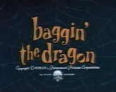 Baggin' The Dragon Picture Of Cartoon