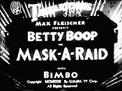Mask-a-Raid Pictures Of Cartoons