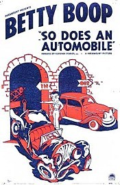 So Does An Automobile Cartoon Picture