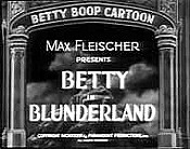 Betty In Blunderland Pictures Of Cartoon Characters