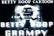 Betty Boop And Grampy The Cartoon Pictures