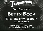 The Betty Boop Limited Pictures Cartoons