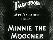 Minnie The Moocher Picture Into Cartoon