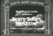 Betty Boop's Museum Pictures In Cartoon