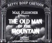 The Old Man Of The Mountain Cartoon Picture