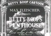 Betty Boop's Penthouse The Cartoon Pictures