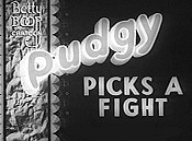 Pudgy Picks A Fight Picture Of Cartoon