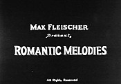 Romantic Melodies Picture Of The Cartoon