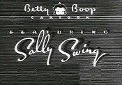 Sally Swing Picture Into Cartoon