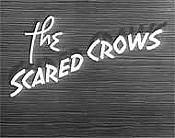 The Scared Crows Picture Into Cartoon