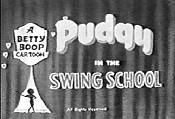 The Swing School Free Cartoon Picture