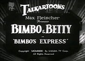 Bimbo's Express Pictures Of Cartoons