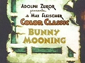 Bunny Mooning Free Cartoon Picture