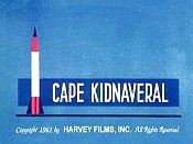 Cape Kidnaveral Cartoon Picture
