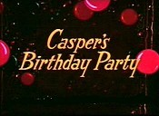 Casper's Birthday Party Cartoon Pictures
