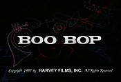 Boo Bop Cartoon Character Picture