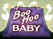Boo Hoo Baby Cartoon Picture