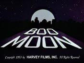 Boo Moon Cartoon Pictures