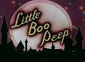 Little Boo Peep Pictures Of Cartoons