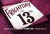 Frightday The 13th The Cartoon Pictures