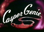 Casper Genie Cartoons Picture