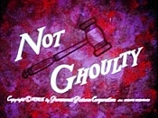 Not Ghoulty Cartoon Pictures