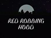 Red Robbing Hood Cartoon Picture