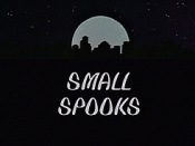 Small Spooks Cartoon Funny Pictures