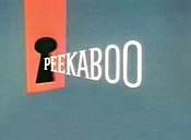 Peekaboo Cartoon Character Picture