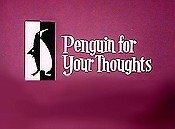 Penguin For Your Thoughts Pictures Cartoons