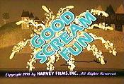 Good Scream Fun Cartoon Character Picture