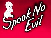 Spook No Evil Cartoon Picture