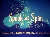 Spook And Span Picture To Cartoon