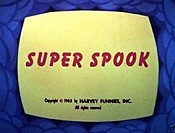 Super Spook Pictures In Cartoon