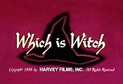 Which Is Witch Cartoon Character Picture