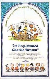 A Boy Named Charlie Brown Cartoon Pictures