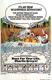 Race For Your Life, Charlie Brown Cartoon Picture