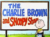 Snoopy And The Giant Cartoon Picture