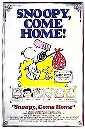 Snoopy, Come Home Cartoon Character Picture