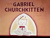Gabriel Churchkitten Cartoon Character Picture